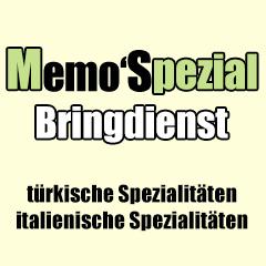Memo'Spezial Bringdienst